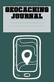 Geocaching Journal: A5 (Handtaschenformat) Geocaching Notizbuch für über 200 Geocaches. Geocaching Journal für gefundene Caches mit vorgedruckten Notizfeldern. (German Edition)