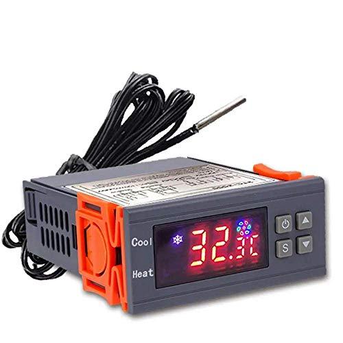 DollaTek STC-3000 de alta precisión 110 V-220 V termostato digital controlador de temperatura termómetro Sensor módulo higrómetro