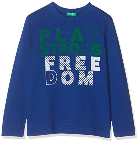 United Colors of Benetton Baby-Jungen Freizeithemd Shirt