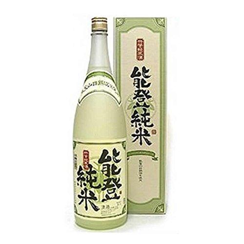 数馬酒造『竹葉 能登純米』