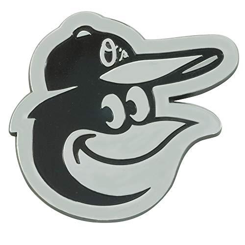 baltimore orioles chrome emblem - 2