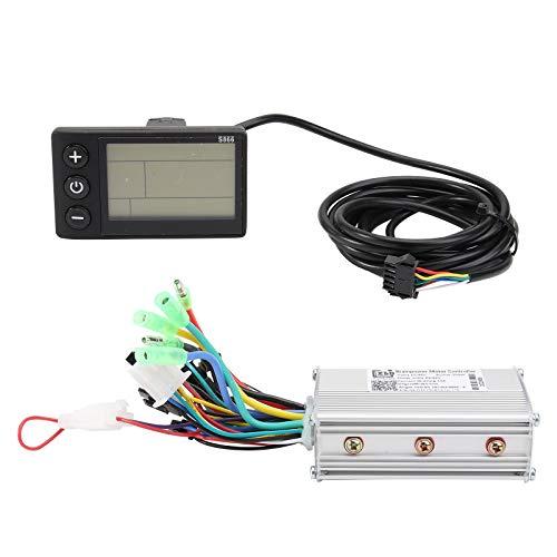 Abaodam Controlador eléctrico 48V Brushless Controller con LCD para Scooter