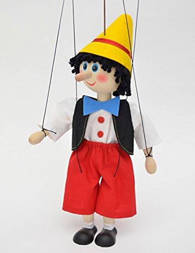 MUBRNO 18103B Marionette, Mehrfarbig