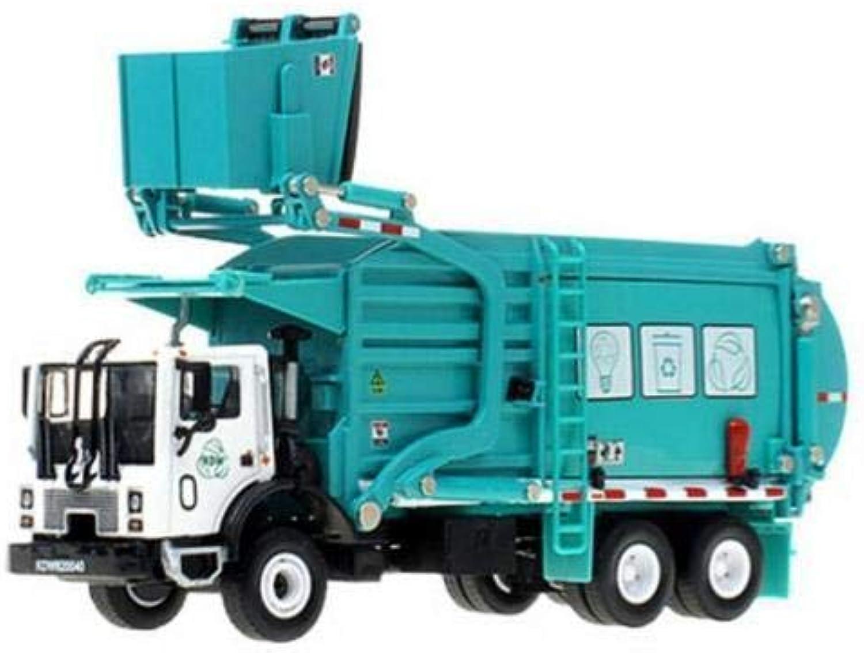 FidgetGear Garbage Transporter Transport Truck Vehicle Car Model Toy 1 43 Scale Diecast