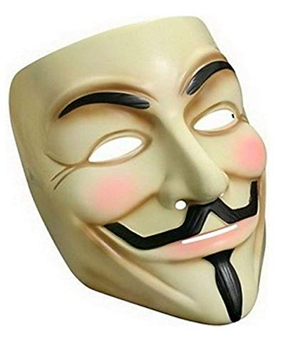V for Vendetta Mask (máscara/careta