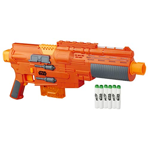 Rogue One Nerf Sergeant Jyn Erso Deluxe Blaster