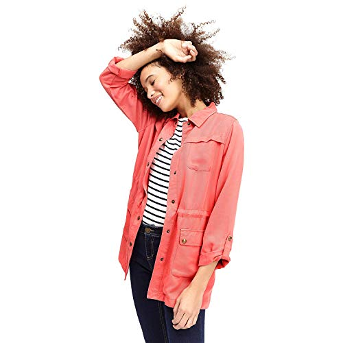 Joules Cassidy Safari Giacca Donna (y) Redsky UK8 EU36 US4