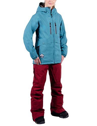 Nitro Damen Snowboard-Jacke Monashee W Jacket 15 Storm, S
