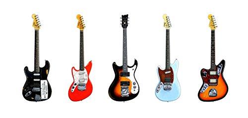 Kurt Cobain's Gitarren Grußkarte, DL-Größe