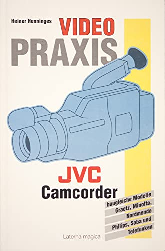 Video Praxis JVC Camcorder