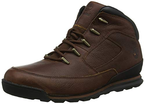Timberland Euro Rock Heritage, Bottes Chukka Homme, Marron DK Brown Full Grain, 44 EU
