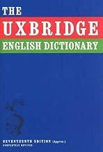 Uxbridge English Dictionary (I'm Sorry I Haven't a Clue) by Jon Naismith (18-Apr-2005) Hardcover