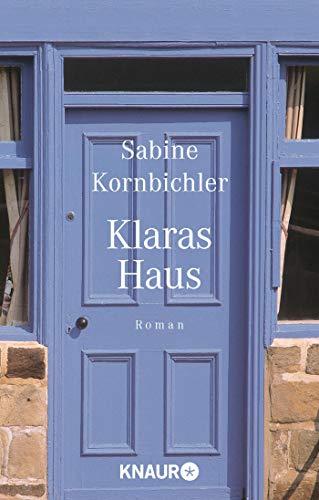 Buchseite und Rezensionen zu 'Klaras Haus' von Sabine Kornbichler