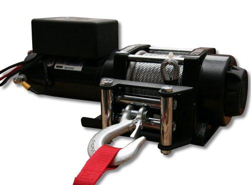 Jws - Eléctrico atv winch 4000lbs [importado de alemania]