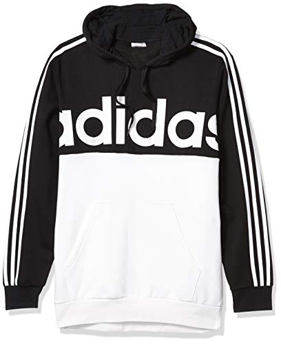 adidas Men's Ess Cb Oth, Black/White/White, Large