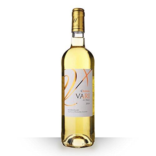 Château Vari 2014 Blanc 75cl AOC Monbazillac