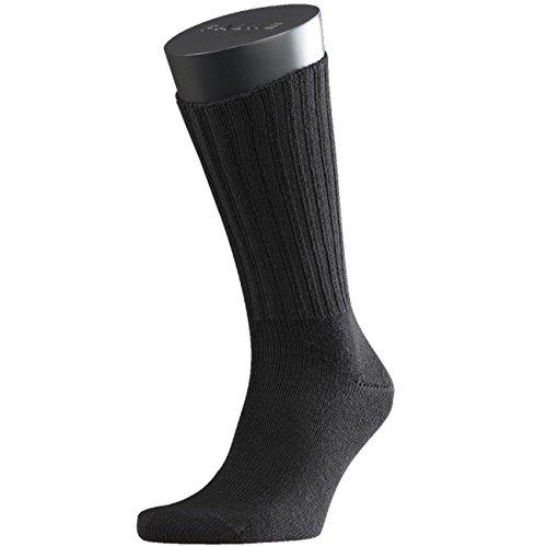 FALKE Casual Herren Socken Nelson 3er Pack, Größe:43-46;Farbe:Black (3000)