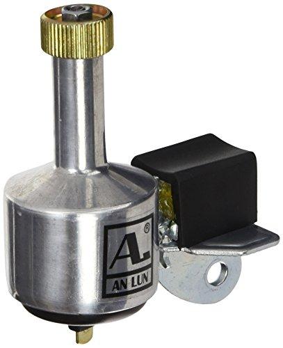Anlun Unisex– Erwachsene Dynamo für Indoorgeräte, Silber, One Size