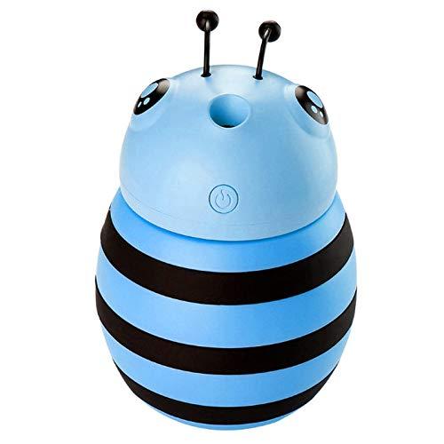 N/J Humidifier Large-Capacity Desktop USB Night Light Humidifier for Cars Room Office RFG3LU6