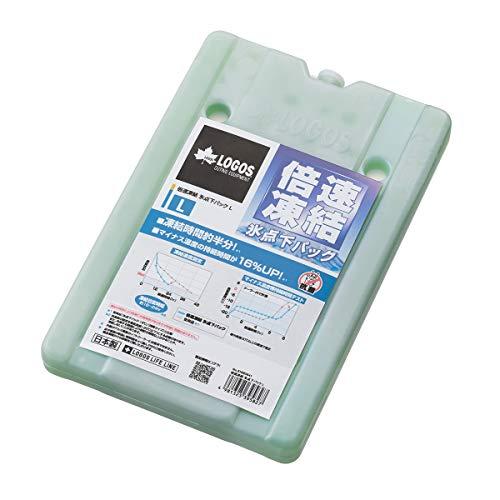 ロゴス(LOGOS) 保冷剤 倍速凍結・氷点下パックL  長時間保冷