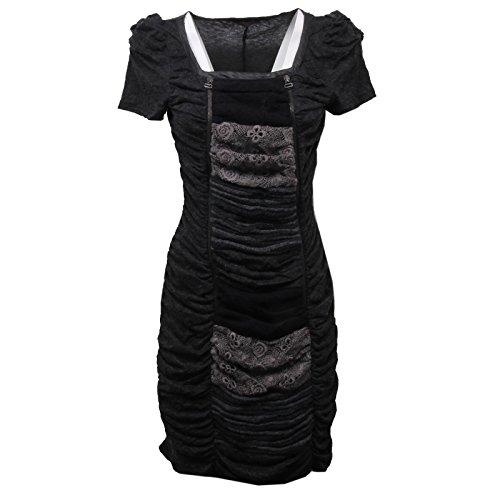 Custo D5952 Vestito Donna Without Label Slim fit Dress Woman [4/L]