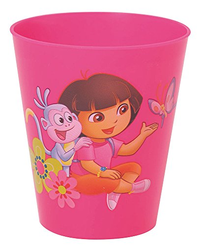 FUN HOUSE Dora Ensemble 2 Verres 250 ML