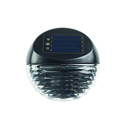 DURACELL Solar IP44 Parete Luce 5 LM Pack 4-GL038GDU