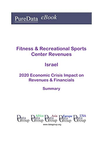 Fitness & Recreational Sports Center Revenues Israel Summary: 2020 Economic Crisis Impact on Revenues & Financials (English Edition)