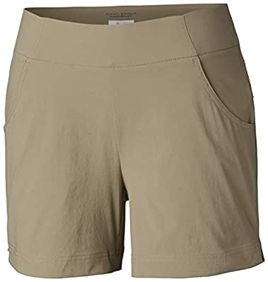 Columbia Women's Standard Anytime Casual Short, Tusk, Large x 5