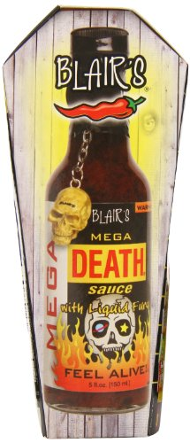 Blair's Mega Death Sauce in Coffin