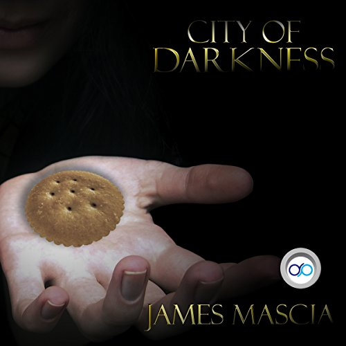 City of Darkness audiobook cover art