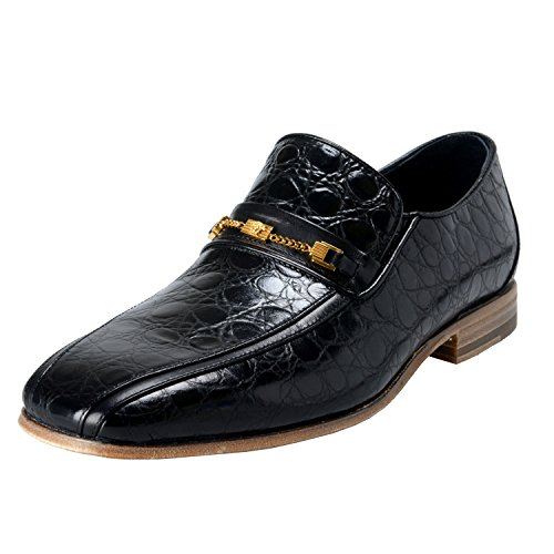 Versace Leather Shoes for Men