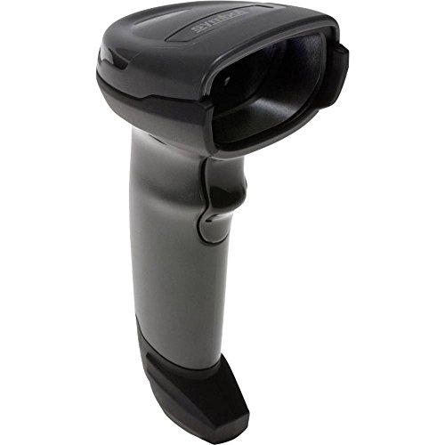 Zebra DS4308 Series Corded Handheld High Density Area Scanner Kit with Shielded USB Cable, Black (DS4308-HD7U2100AZW)