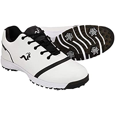 Cheap Woodworm Tour V3 Mens Waterproof Golf Shoes White Black Uk 9 5 Compare Prices For Woodworm Tour V3 Mens Waterproof Golf Shoes White Black Uk 9 5 Prices On Www 123pricecheck Com Search Our Shoes