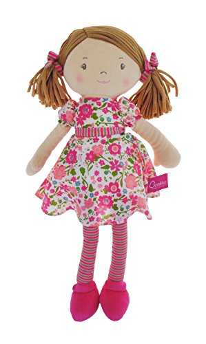 Bonikka Dolls Fran Plush rag Doll
