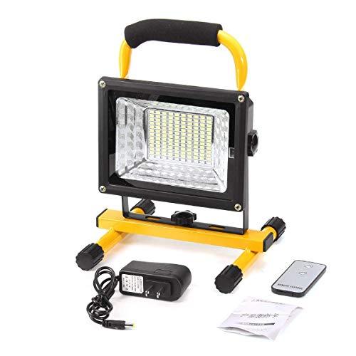 500W 130 LED Portable Outdoor Camping Flood Light Spot Work Lamp LED Light 1yess