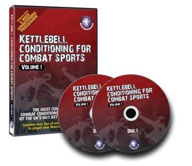 Kugelhantel-Konditionierung für Kampfsportarten, VOL 1 - 2 DVD, inklusive Trainingspläne