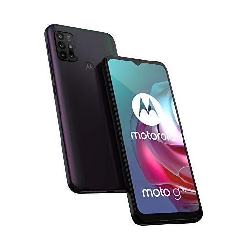 Motorola G30 (6.5 Inch 90Hz, Qualcomm Snapdragon, 64MP quad camera system,...