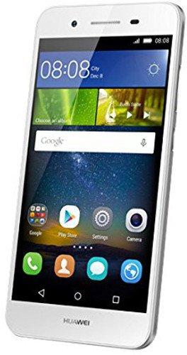Huawei GR3 Smartphone (5 Zoll (12,7 cm) Touch-Bildschirm, 16 GB Speicher, Android 5.1) grau