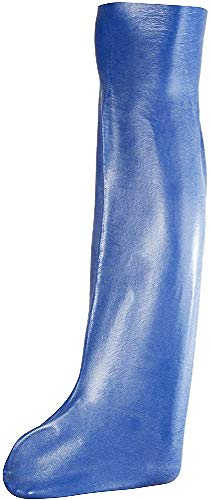 TEYDER 196Rd-07-XS - Cubre Escayolas Pierna Entera, X-Pequeño Azul ✅