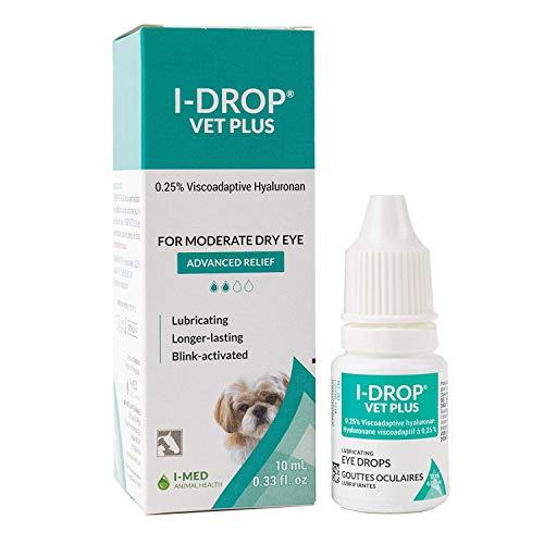 I Drop Vet Plus Eye Lubricant - Multidose Bottle - 10 Ml. by (10 Ml.)