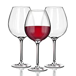 TaZa Unbreakable Wine Glasses (Set of 4)