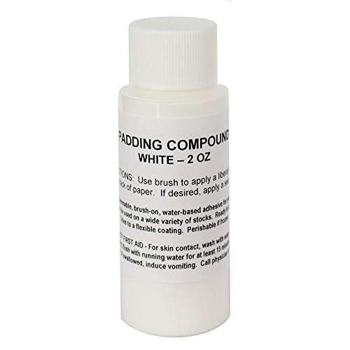 Notepad Padding Compound - White, 2oz