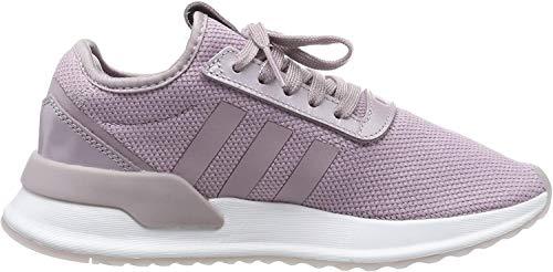 adidas Damen U_Path X W Gymnastikschuhe, Mehrfarbig (Soft Vision/Chalk Purple S18/Ftwr White Soft Vision/Chalk Purple S18/Ftwr White), 38 2/3 EU