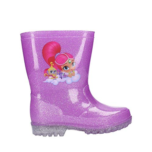 Shimmer and Shine S0710918, Botas de Agua Unisex-Child, Rosa, 29 EU