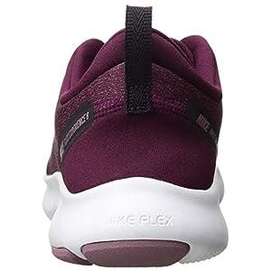 Nike Women's Flex Experience Run 8 Shoe, Bordeaux/Burgundy Ash-Plum Dust-White, 6.5 Wide US