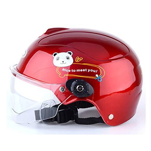 Fietshelm elektrische auto helm motorhelm mannen en vrouwen zomer kinderhelm, kinderfiets helm