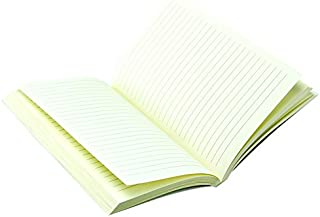 Red Co Journal Refill Book Lined 240 Pages, 5