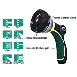 Zoom IMG-1 thefitlife expandable garden hose pipes