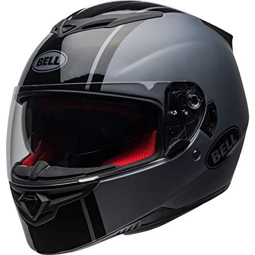 Bell RS-2 Rally Casco de motocicleta, Titanio negro., Large
